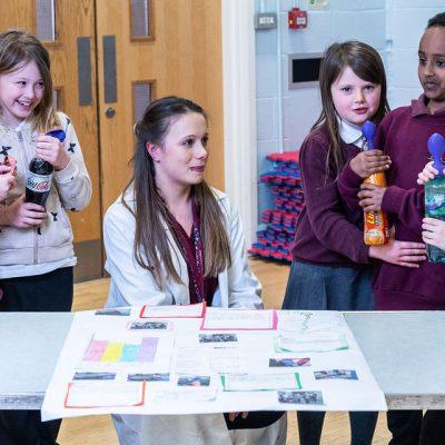 Sandhills Primary Science week competion.
